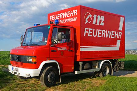 Gerätewagen Transport (GW-T)