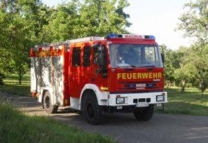 Löschgruppenfahrzeug (LF) 8